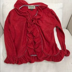 Other - Sophie Catalou red cardigan in size 2